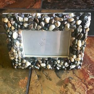Other - Unique Rock Picture Frame